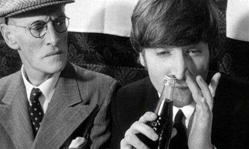Oh, John. xD