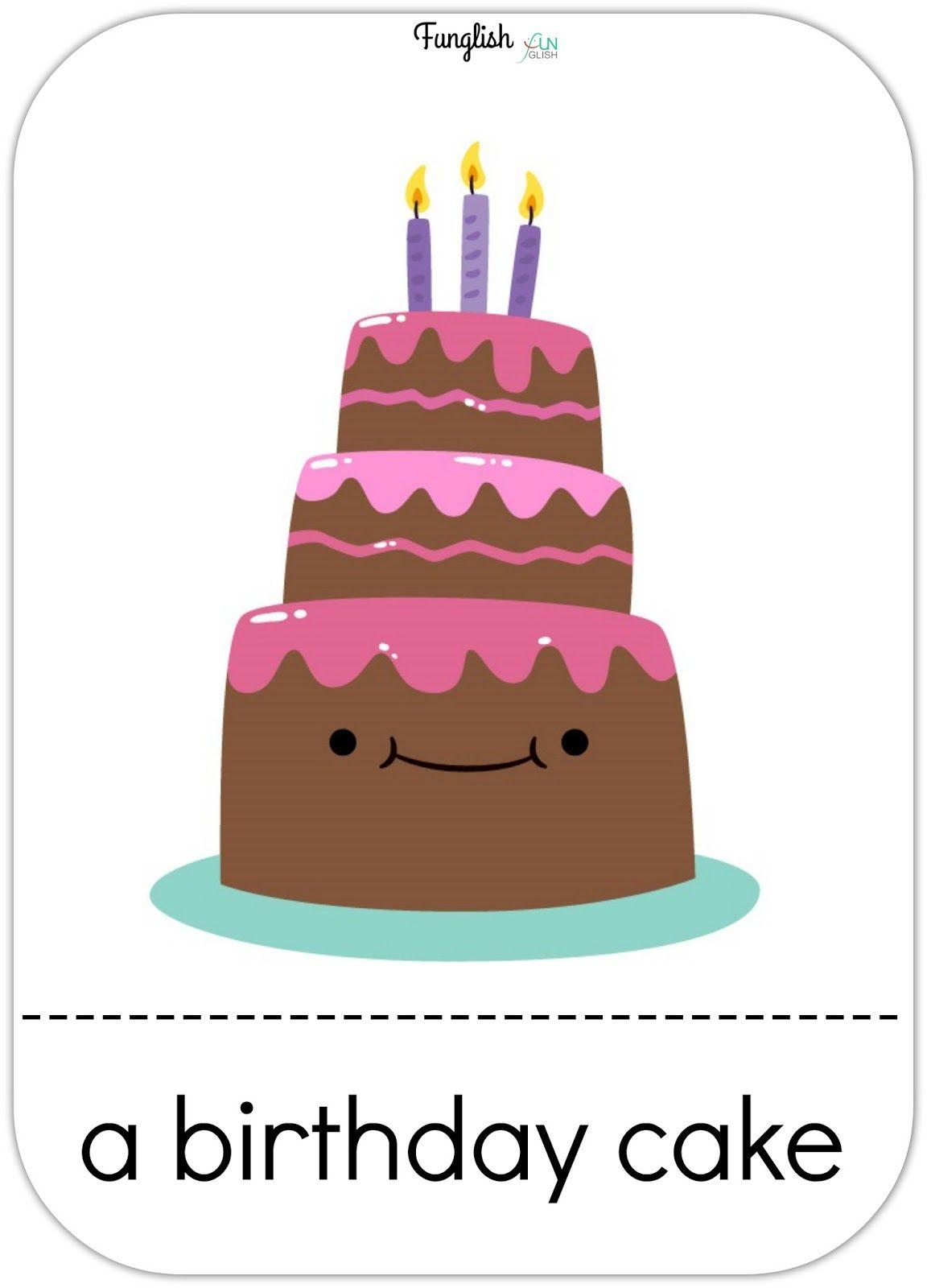 Blog Dla Nauczycieli Jezyka Angielskiego Gotowe Materialy Do Prowadzenia Lekcji Pomysly Inspi Happy Birthday Printable Birthday Printables Birthday