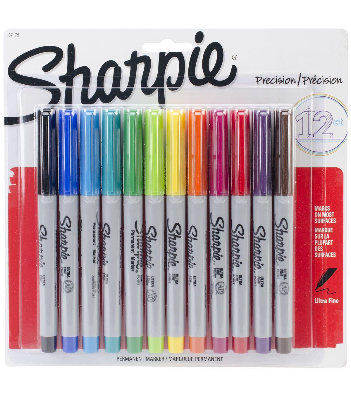 2096163 Sharpie S-Gel .7mm Medium Point Pens 12//Pkg-Blue