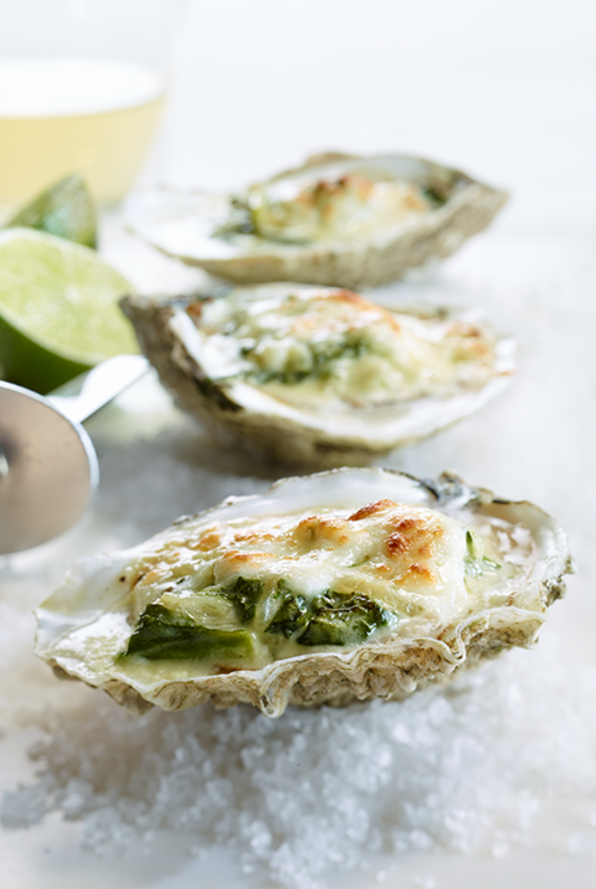Sambuca oysters au gratin recipe oysters and recipes ingredients by saputo try this original appetizer recipe at your next dinner party seasoned forumfinder Images