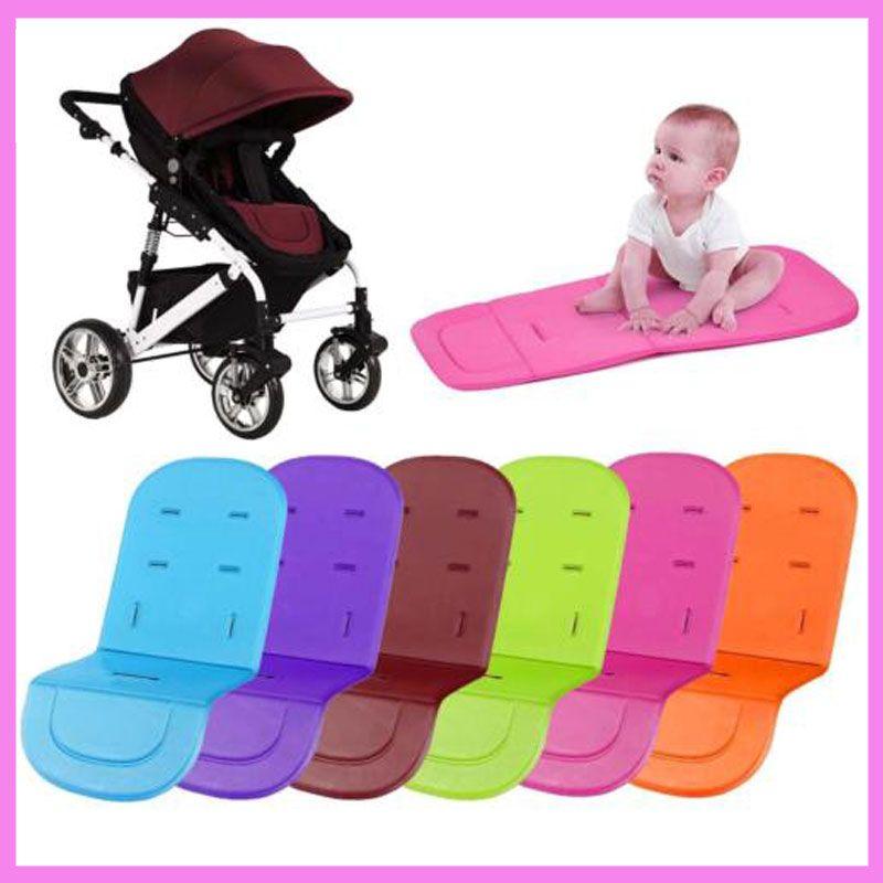 Baby Stroller Pram Soft Cushion Pushchair Padding Cover Car Seat Pad Liner Mat
