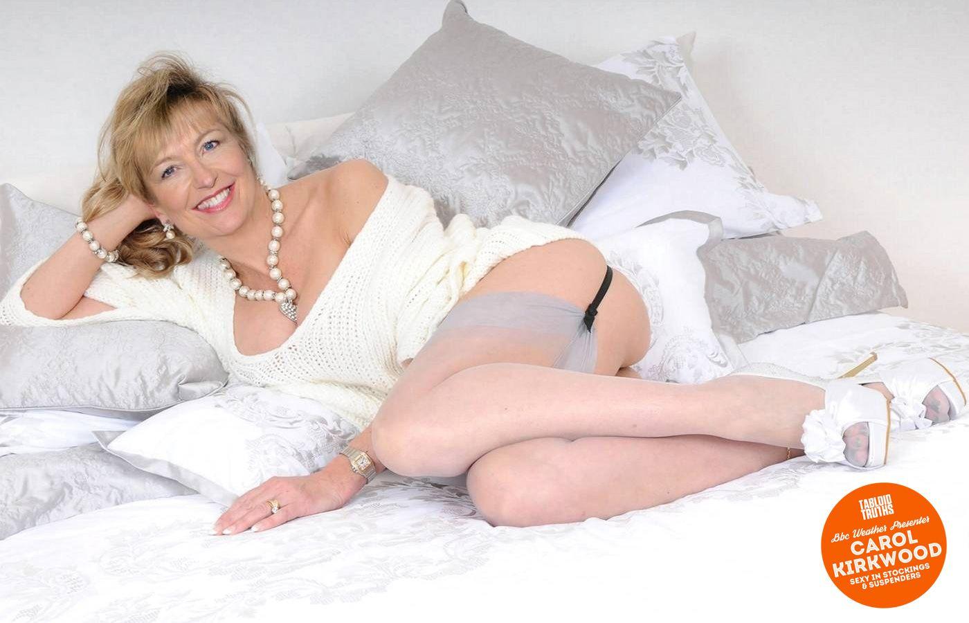 Hottest Female Celebrities Celebs Nylons Modern Women Bbc Weather Carol Kirkwood