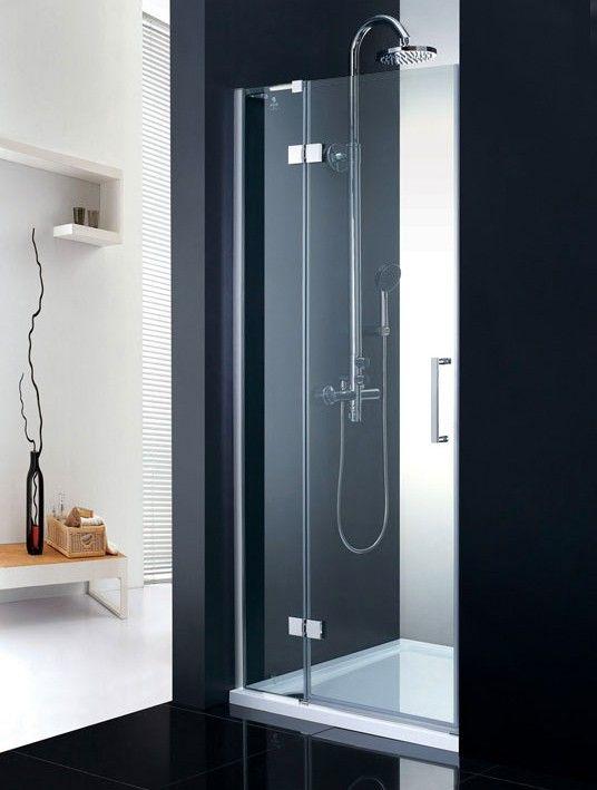 Fortuna Elite 8mm Frameless Pivot Shower Door Enclosure