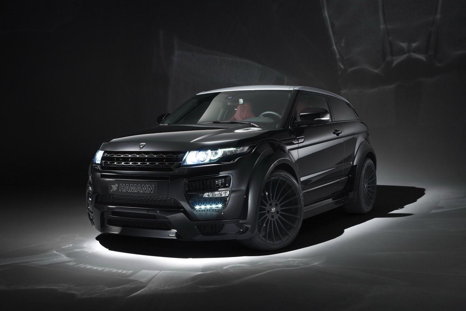 Hamman Range Rover Evo