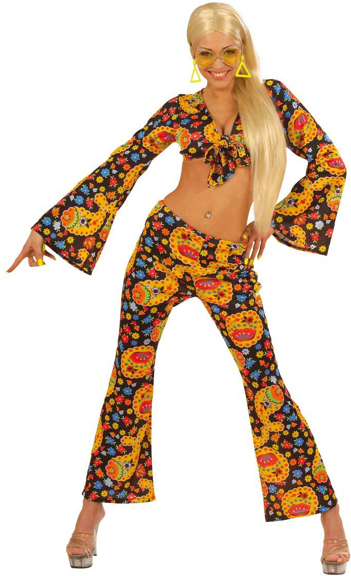 Disfraz hippie a os 70 para mujer foto 684 1120 i love 70 st pinterest - Hippies anos 70 ...