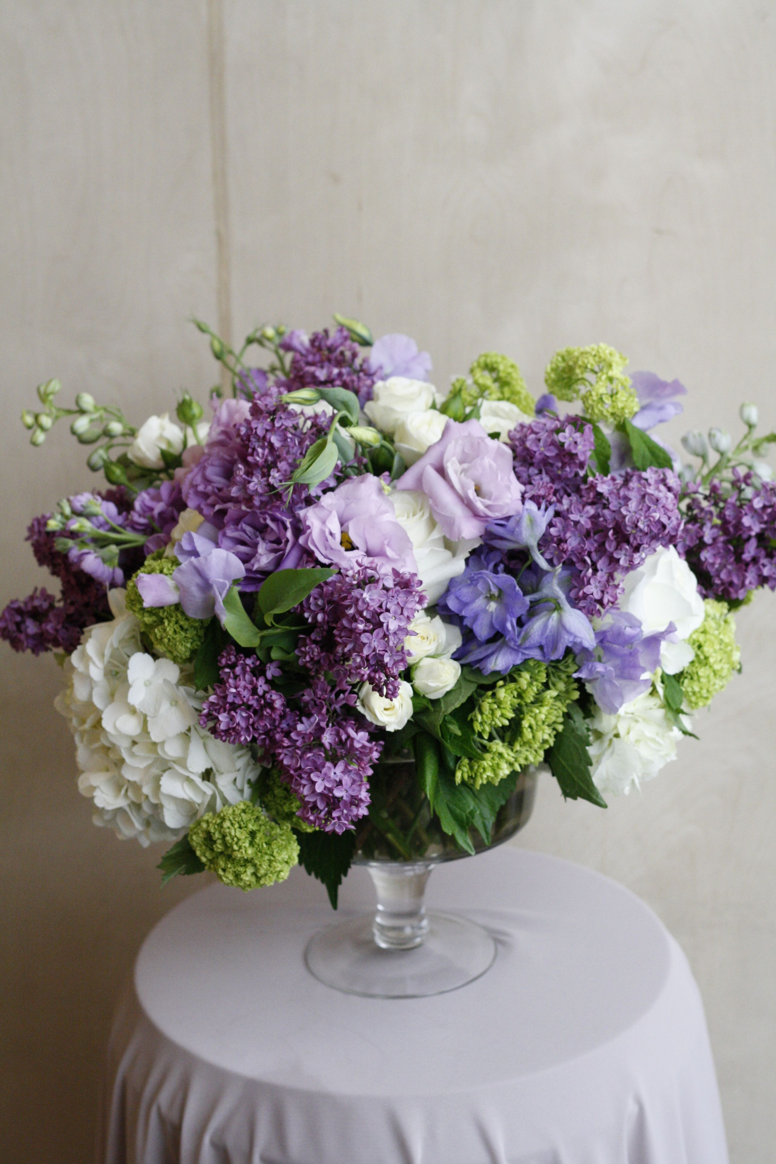 Stunning Florals Delivery From Our Santa Monica Florist Purple