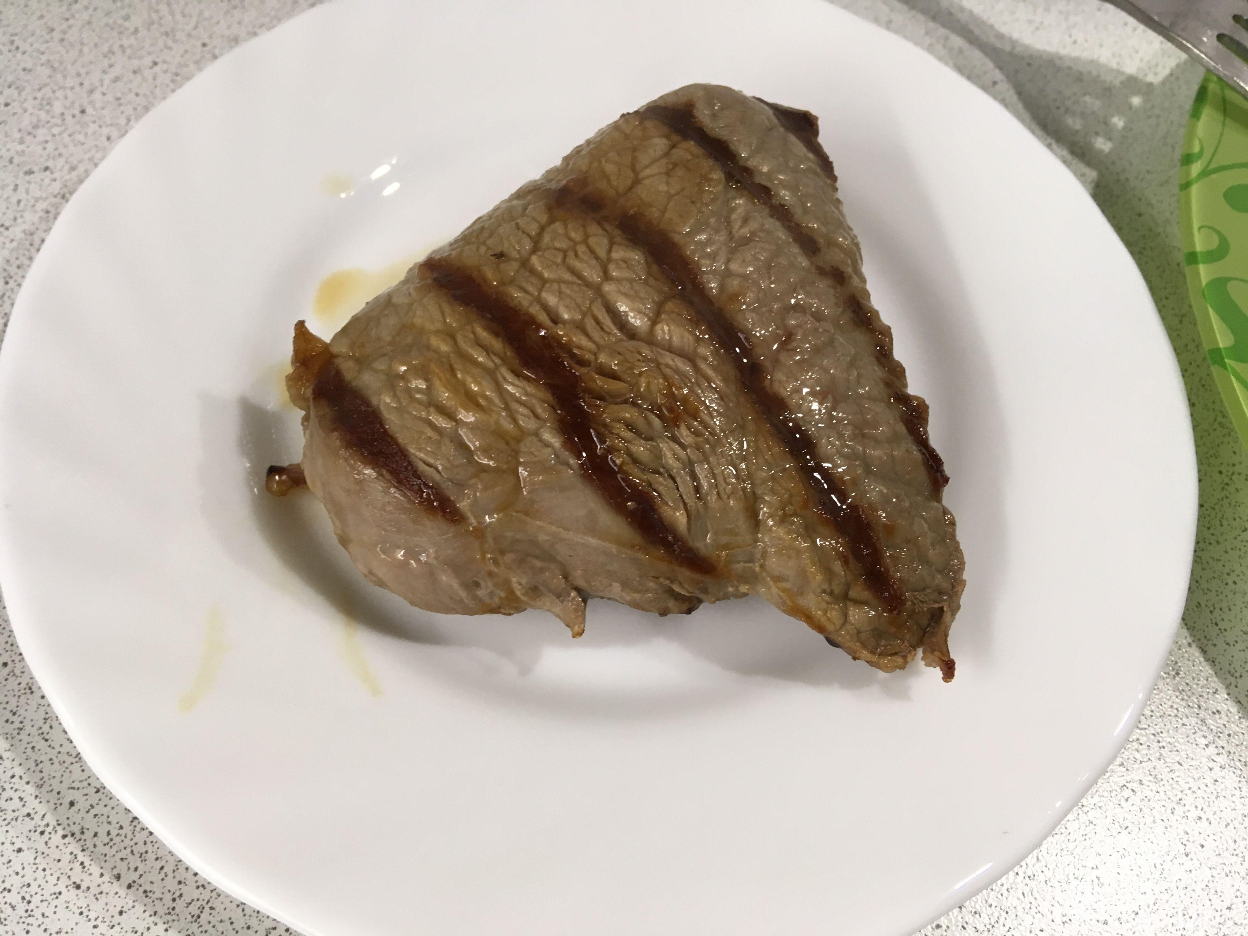 Мясо с полосочками