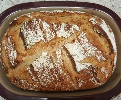 Dinkel-Roggen-Brot (weizenfrei) für Zaubermeister