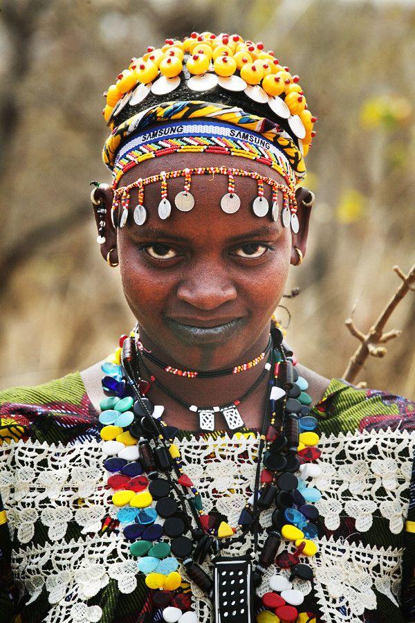 Tresses Fulani