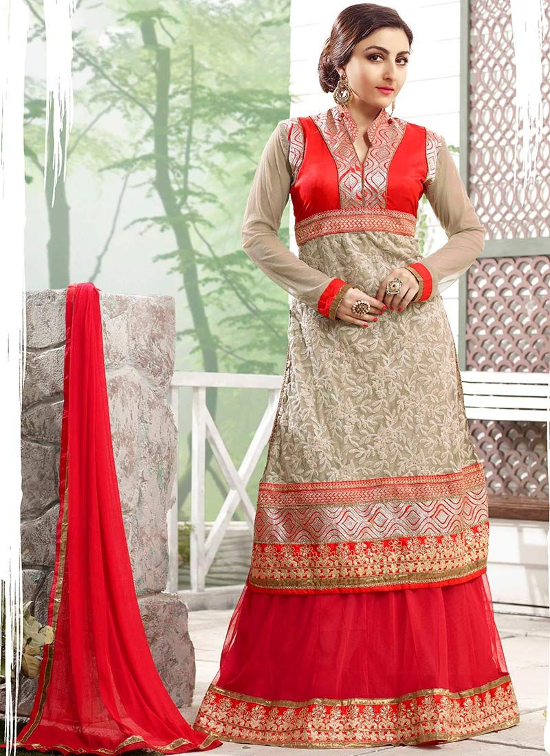 7180f7aa39dd Diwali Special Dresses New Collection Indian Fancy Suits for Women 2014-2015  | StylesGap.