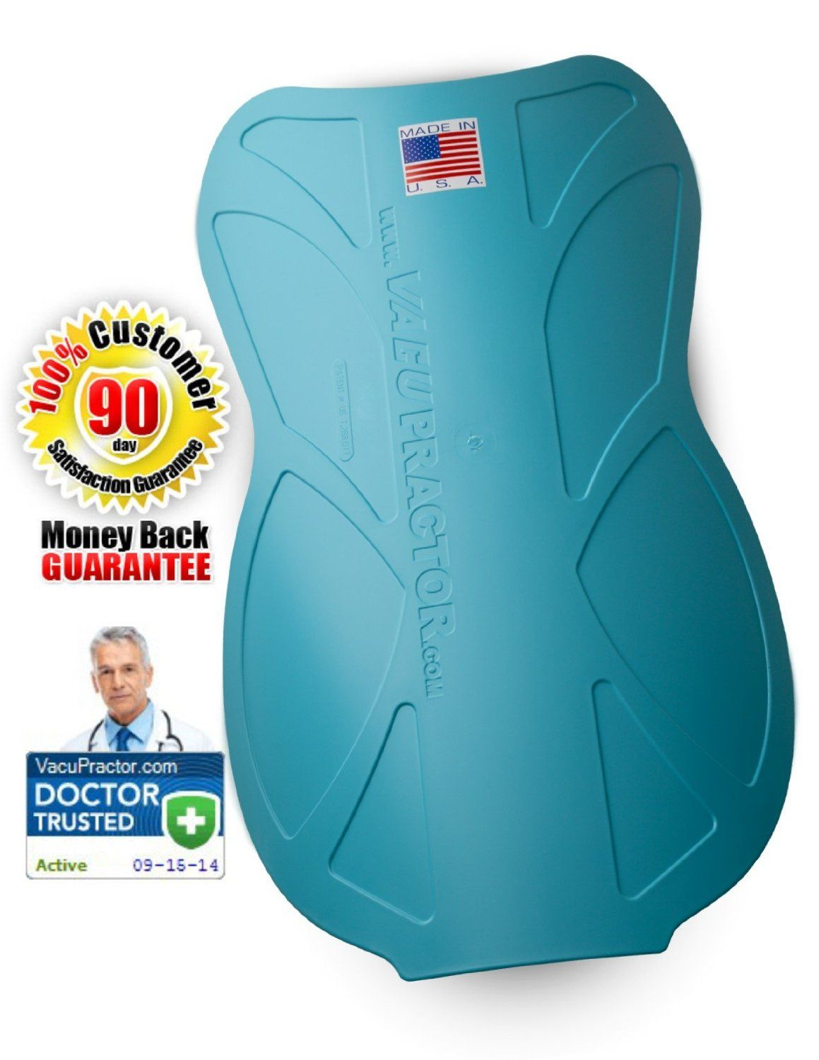 Pin on VacuPractor = Lower Back Pain Relief
