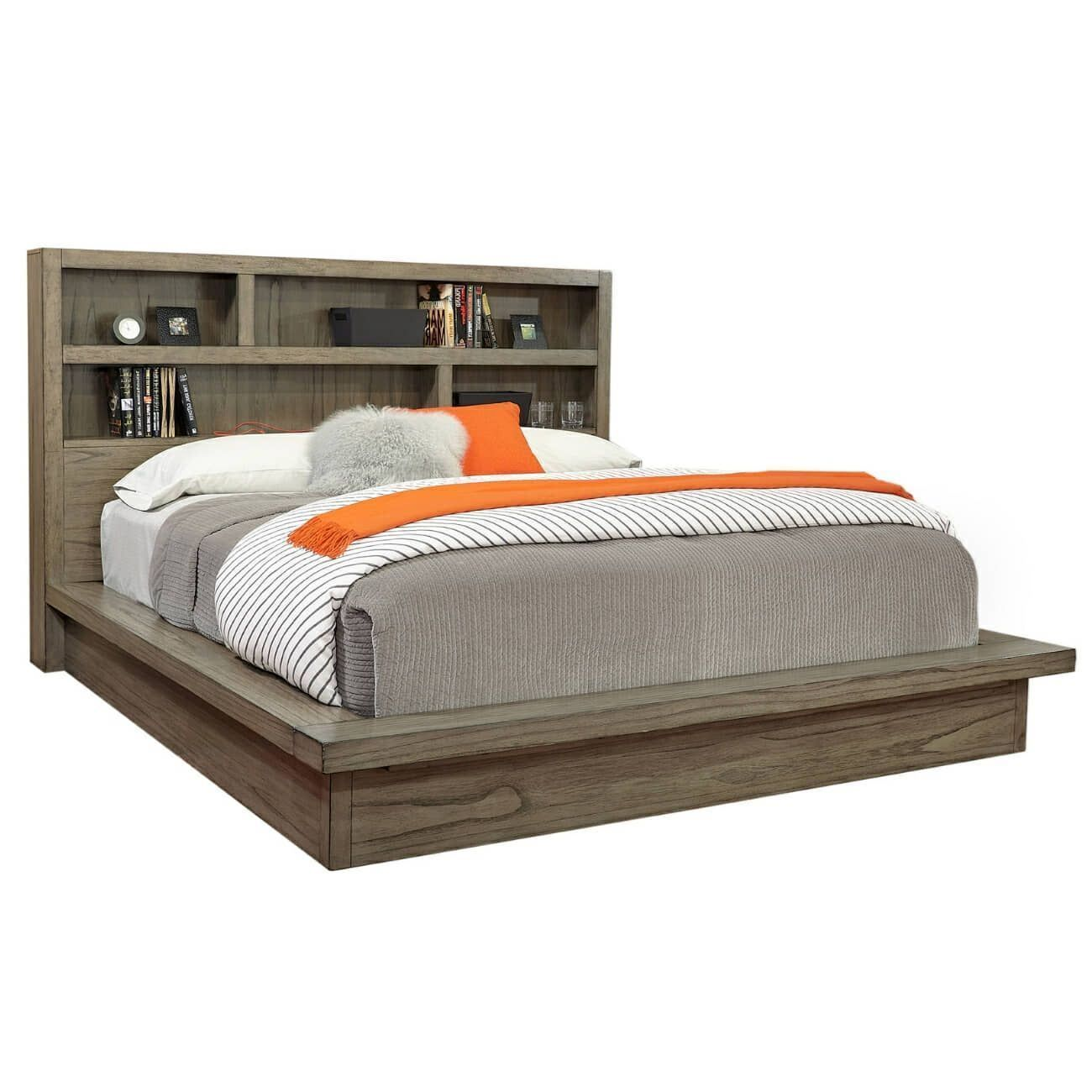 Best Greystone Platform Bed California King Platform Bed 640 x 480