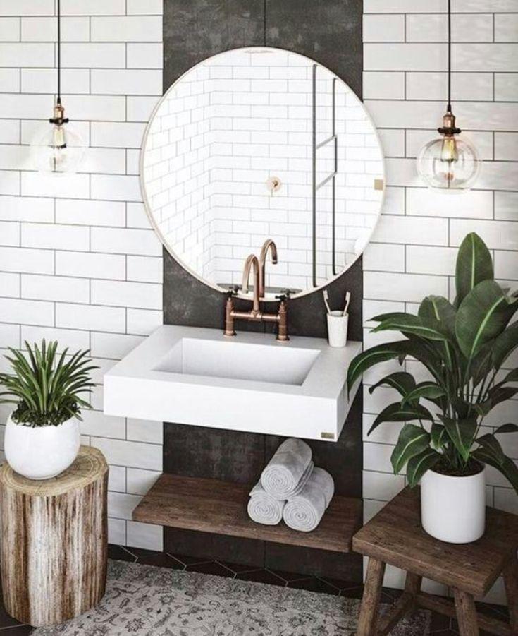Photo of Erfrischen Sie Ihr Badezimmer mit kleinem Budget – Jessica Elizabeth – #badezimm…