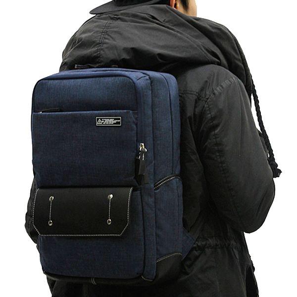 Waterproof Laptop Backpack Mens College Bag TOPPU 464 (13) | Model ...