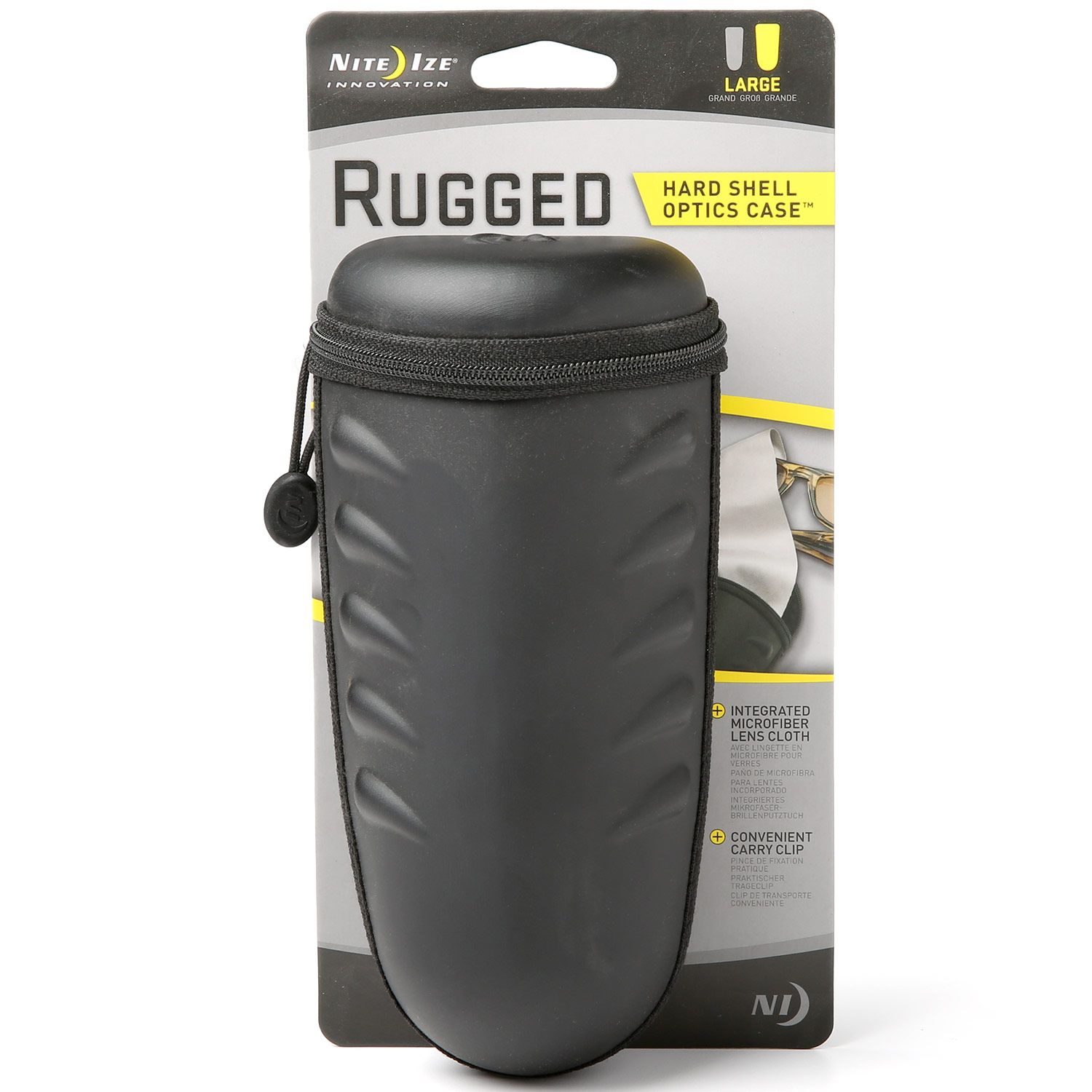 Your Safety Glasses Protect You Do The Same For Them With This Large Rugged Hardshell Case Available From Duluth Trading Case Glasses Case Rugs