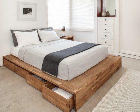 Sekian Ide Tempat Tidur Multifungsi Untuk Rumah Sempit Tempat