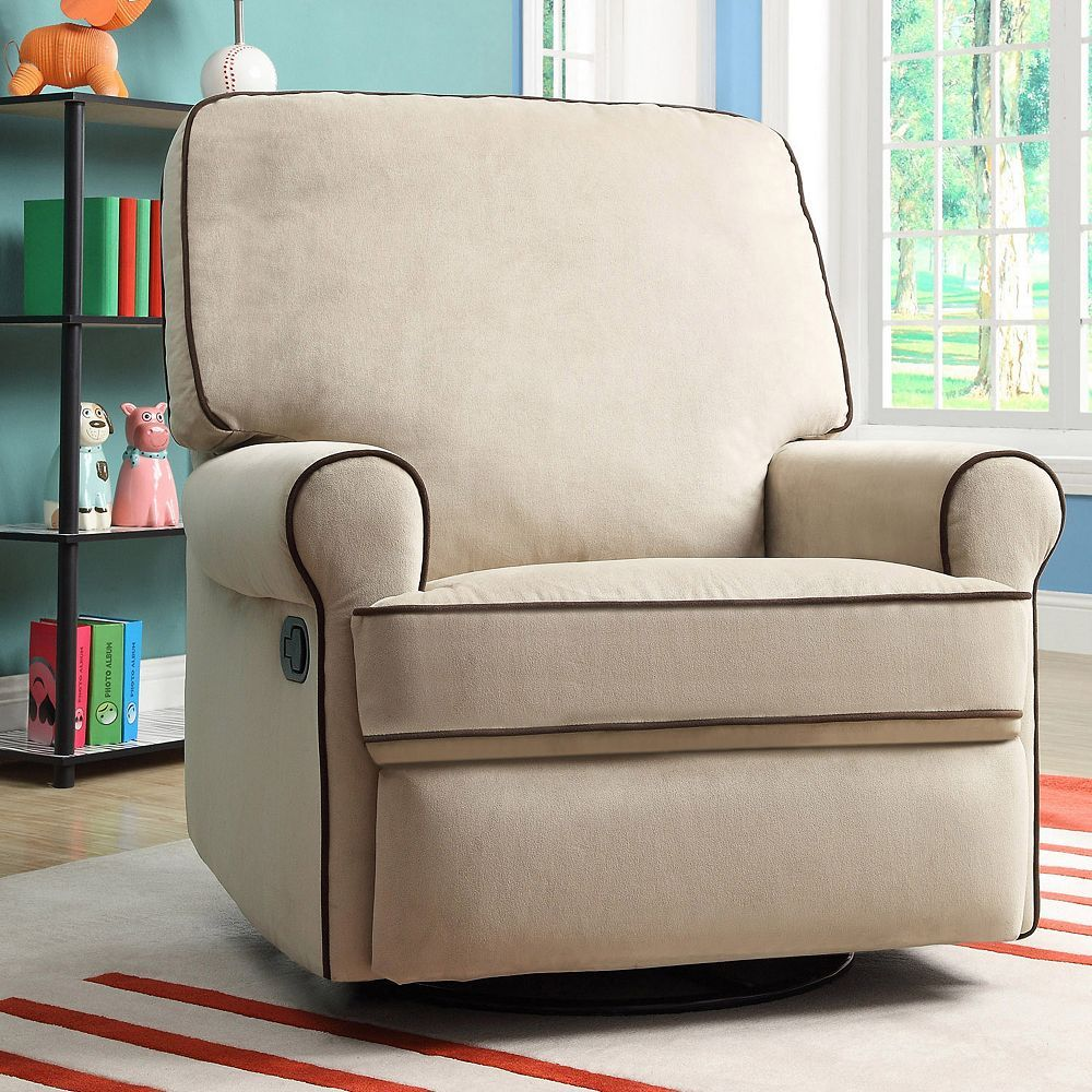 Pin by Amber Maness on Babies Swivel glider recliner