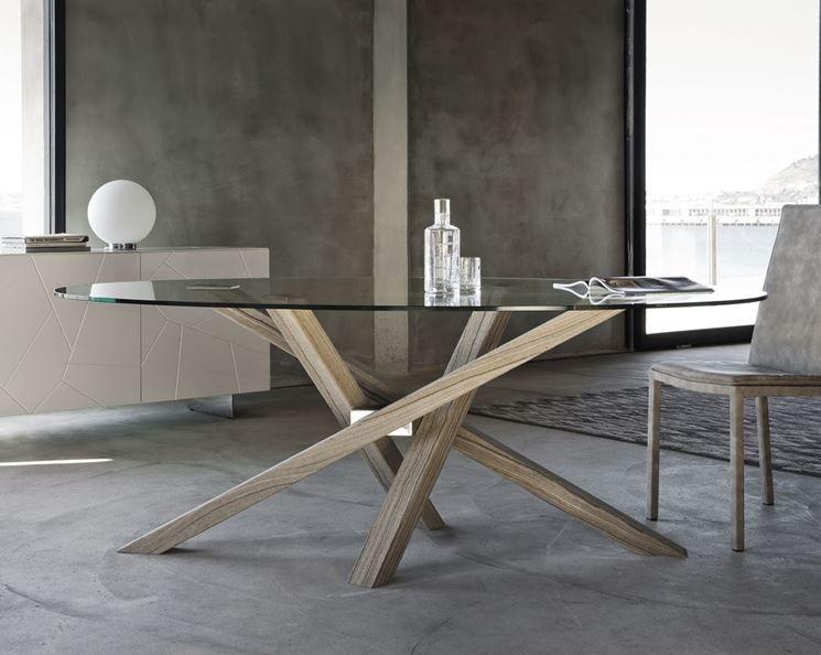 tavolo design - Cerca con Google | Tavoli, Tavolo cristallo ...