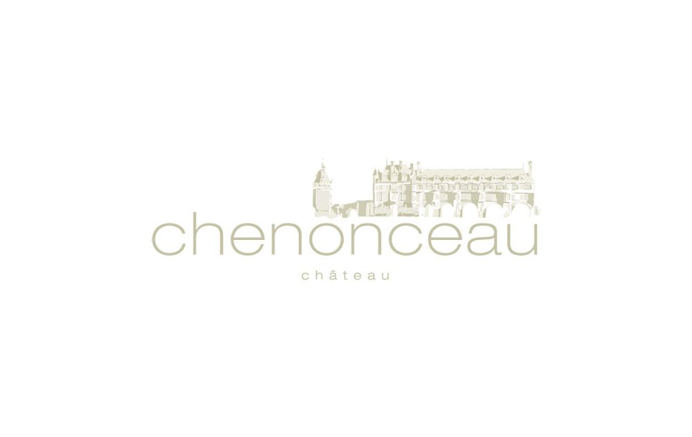 Logotypes Chateau De Chenonceau Rcp Design Global Photographe Mariage Photographie
