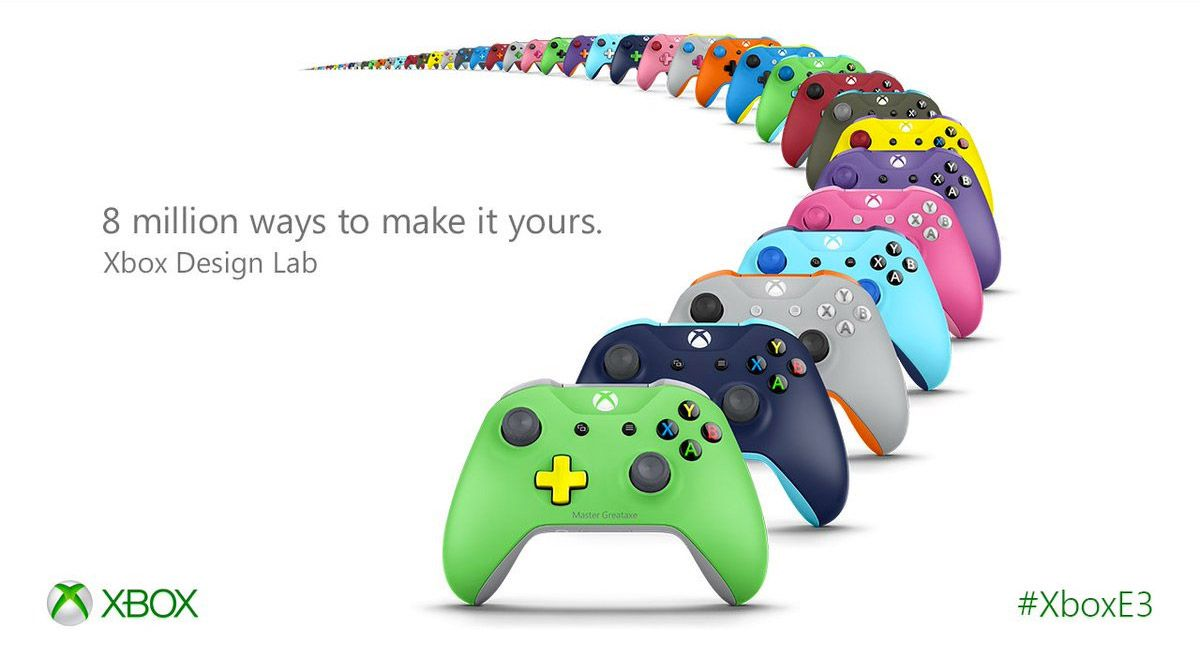 Xbox Design Lab Lets You Customize Your Controllers - game ...Xbox 360 Controller App Apk