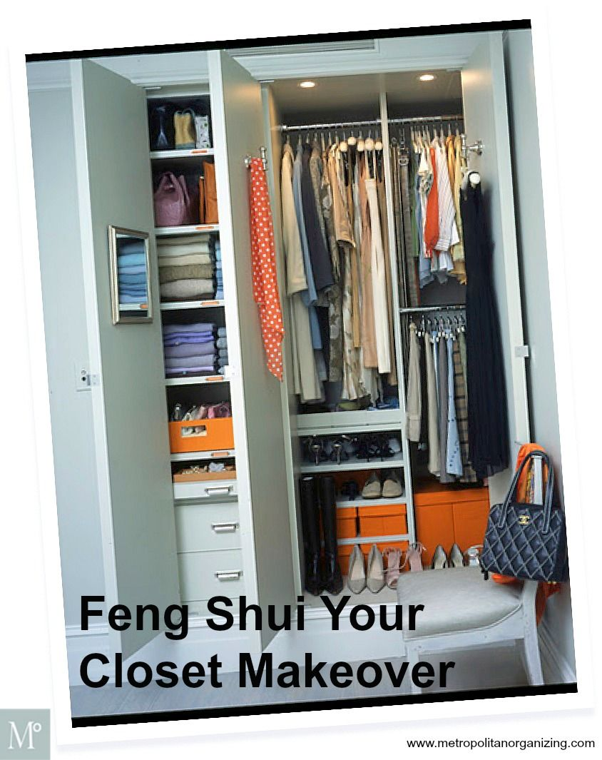 Ordinaire Feng Shui Your Closet Makeover By Gwynne Warner #FengShui #Closet