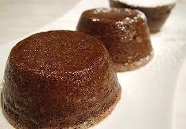 Budino di pane e cioccolato