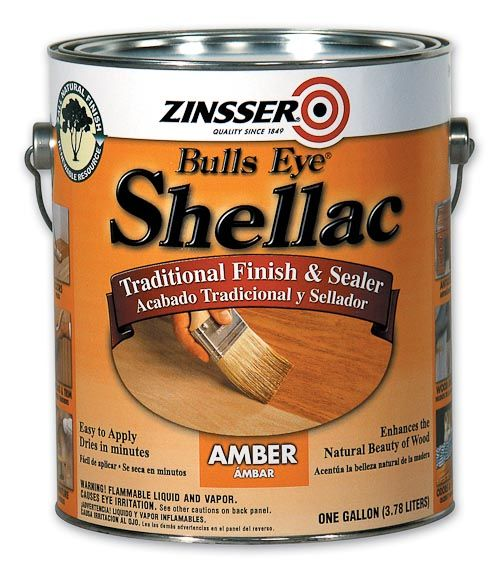 Amber Shellac: The Classic Finish For Knotty Pine
