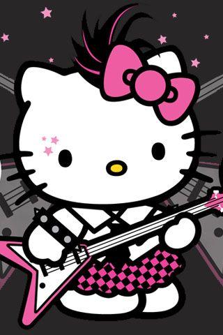 2980 Jpg 320 480 Papel Pintado De Hello Kitty Cosas De Hello Kitty Fondos De Pantalla De Gatos