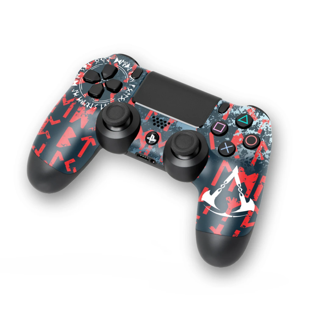 Assassin S Creed Ps4 Controller Assassins Creed Ps4 Ps4 Controller Ps4 Controller Custom