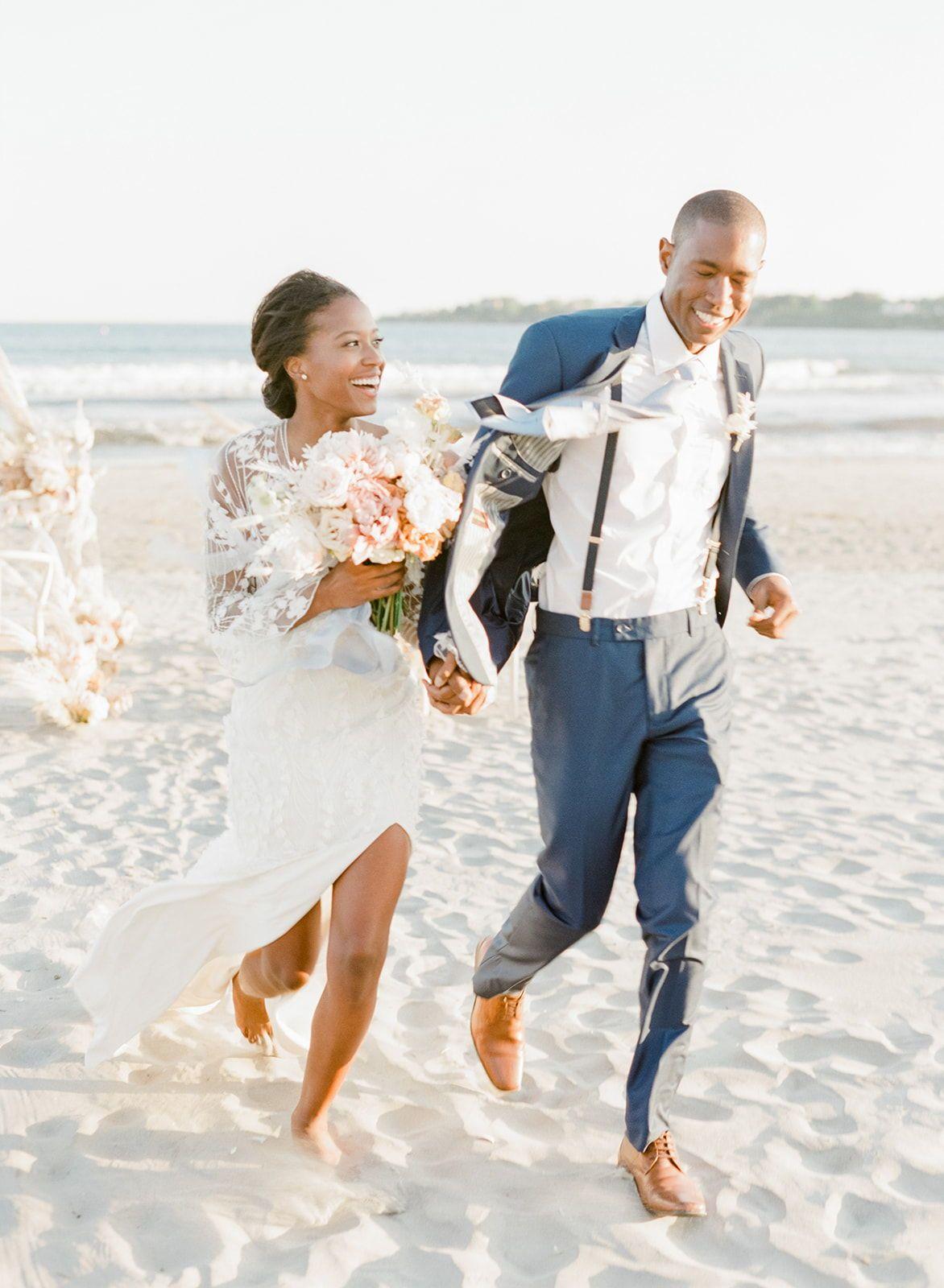 Newport Ri Wedding Location On Beach
