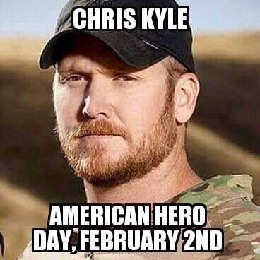 What happened to the guy who killed chris kyle ... |American Sniper Chris Kyle Killed