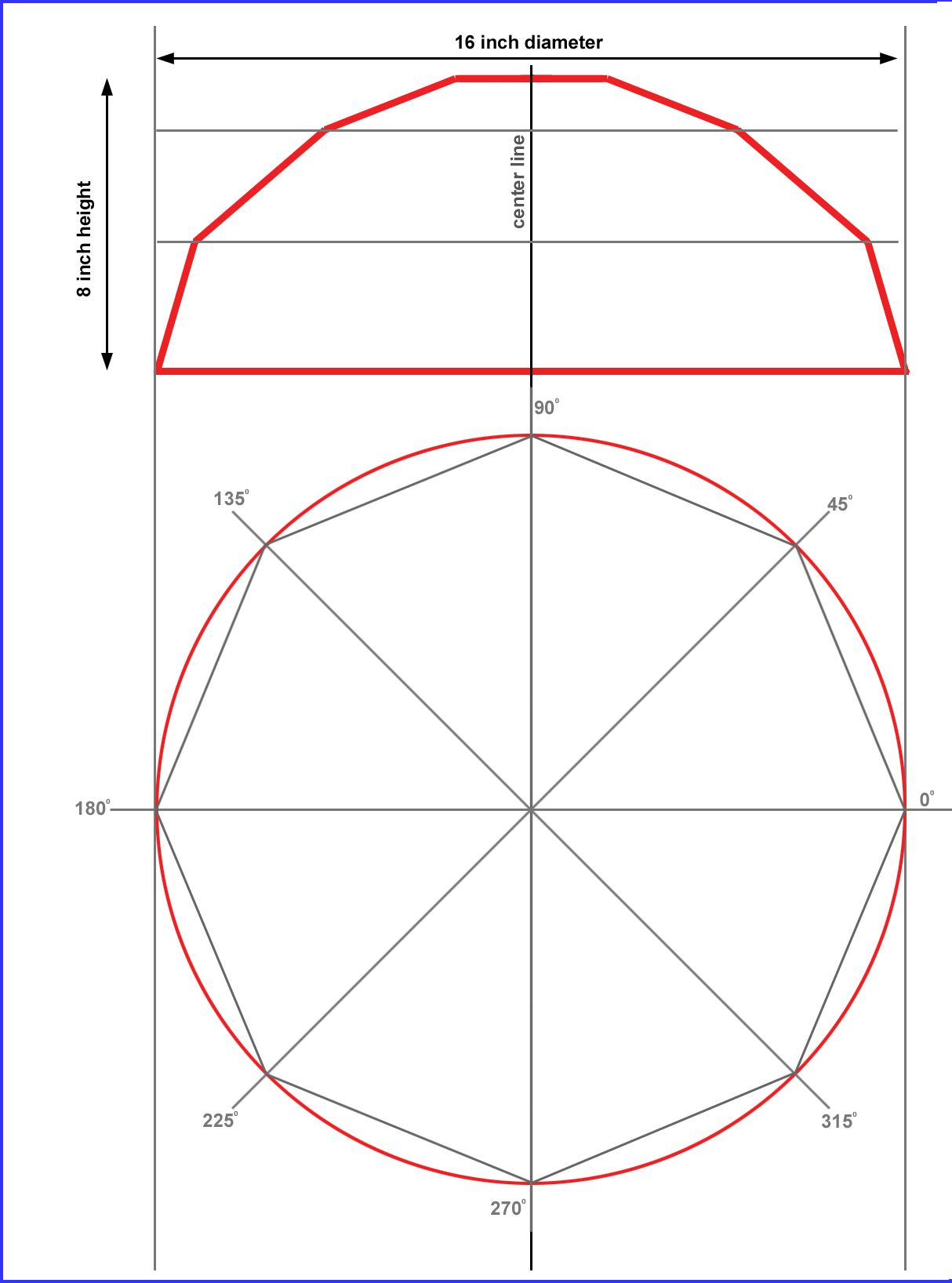 designing a stained glass lamp Fig B | de todo | Pinterest ...