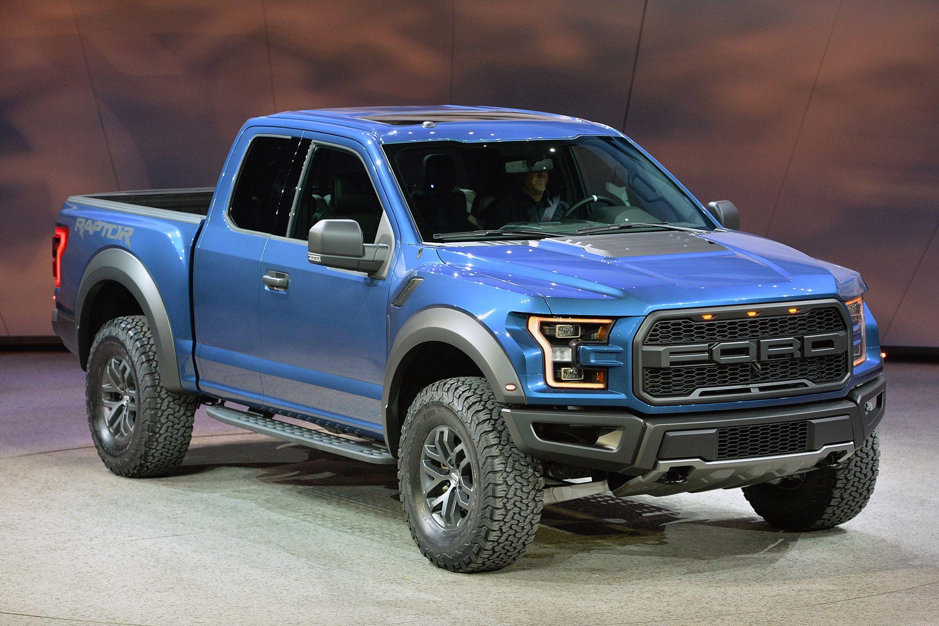 Ford F 150 SVT Raptor Detroit 2015 Pick up Pinterest