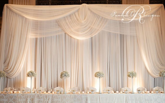 Google All Elegant Backdrops: Drape Wedding Backdrops - Google Search