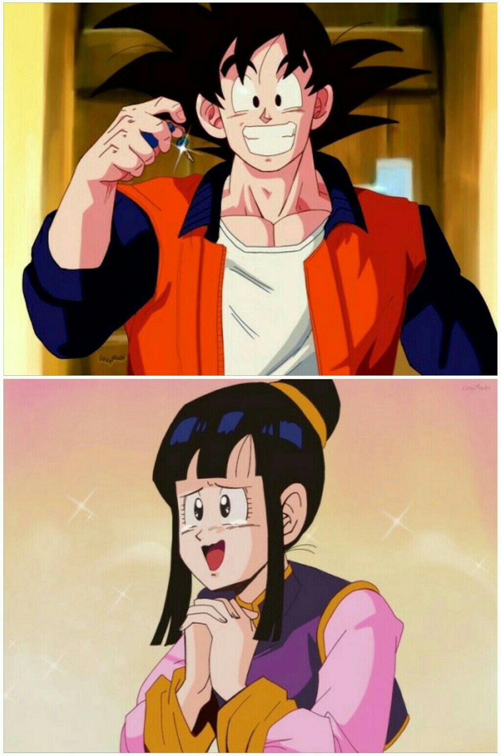 This Fanart Is So Beautiful Goku Gets His Driver S License Anime Dragon Ball Super Dragon Ball Super Goku Dragon Ball