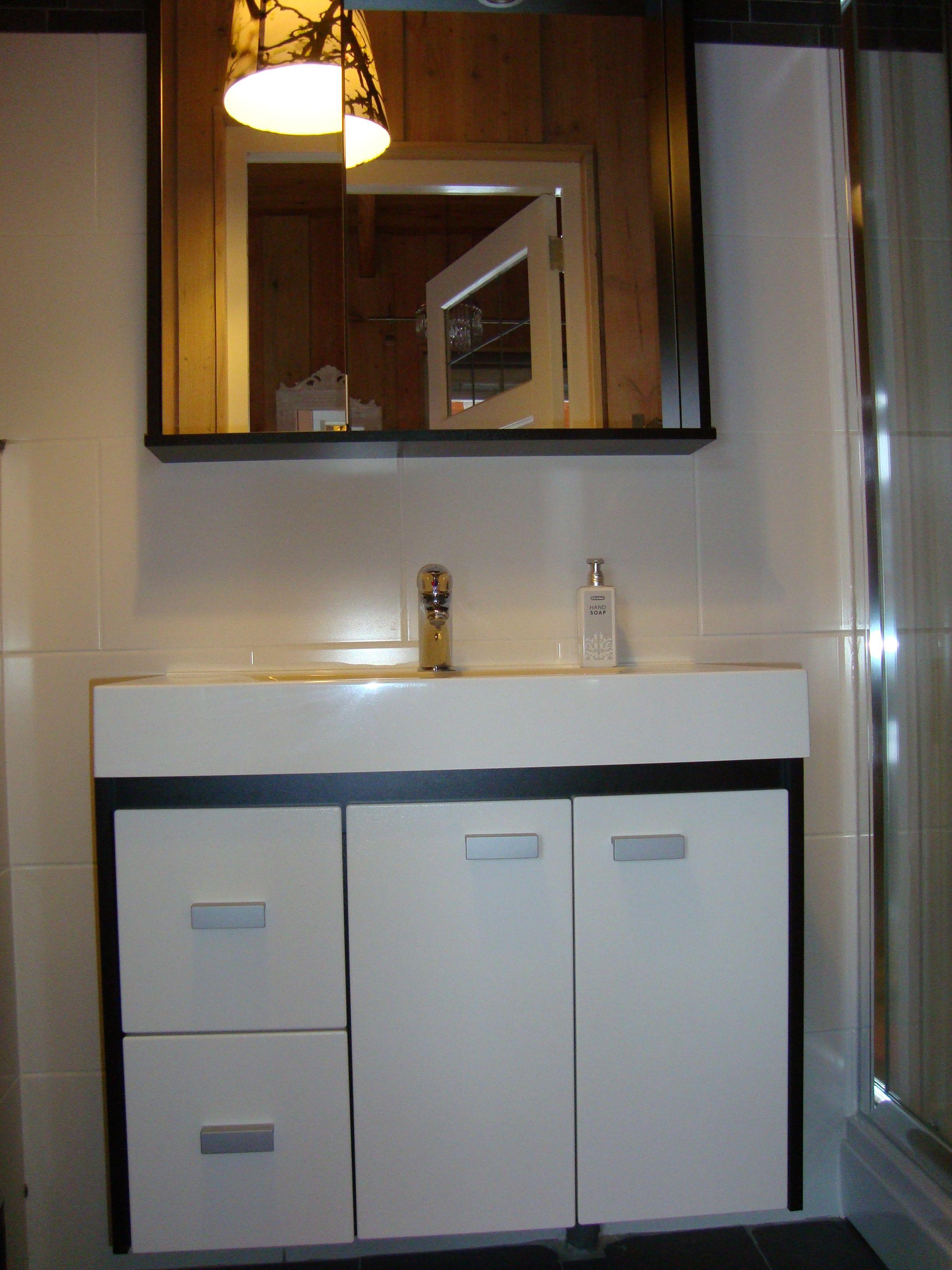Badkamer in het Tuinhuis | Bed & Breakfast Bergschenhoek | Pinterest