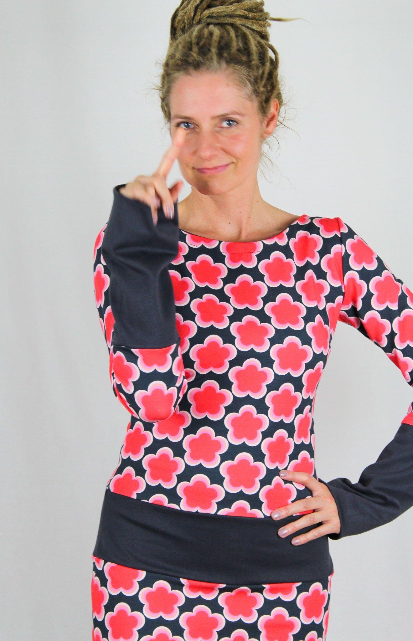 Retro Kleid, Herbst Outfit, Kleid nähen, Kleid Schnittmuster, ADELE the dress 2…