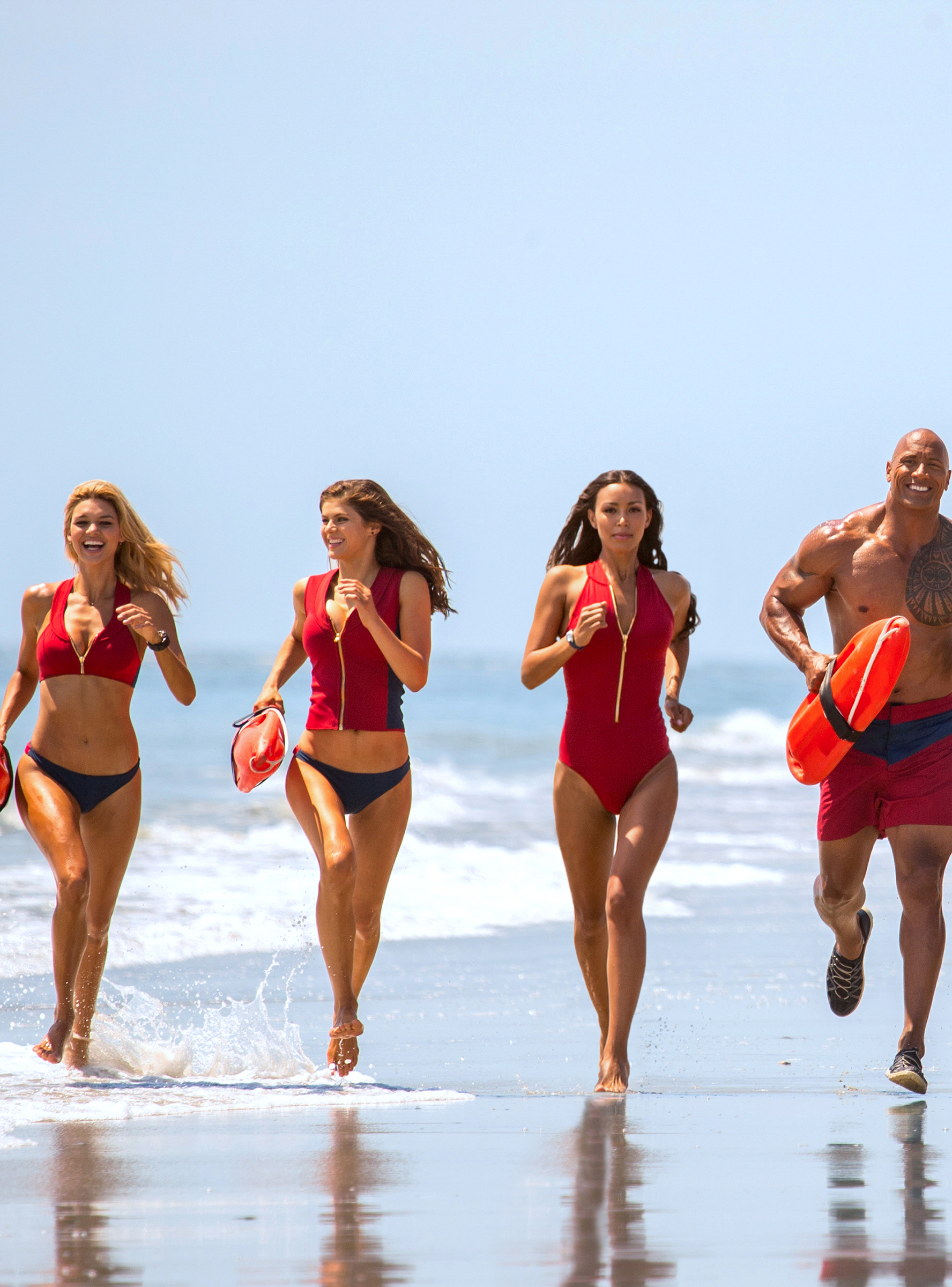 from Brody the hot girls of baywatch