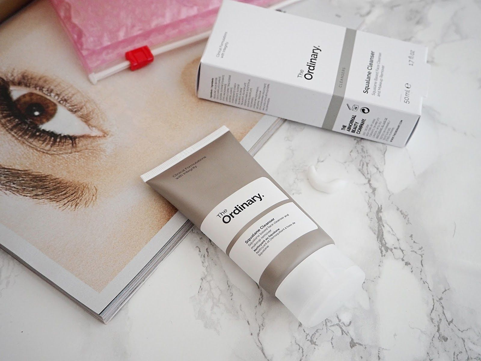 The Ordinary Squalane Cleanser review Jasmine Talks