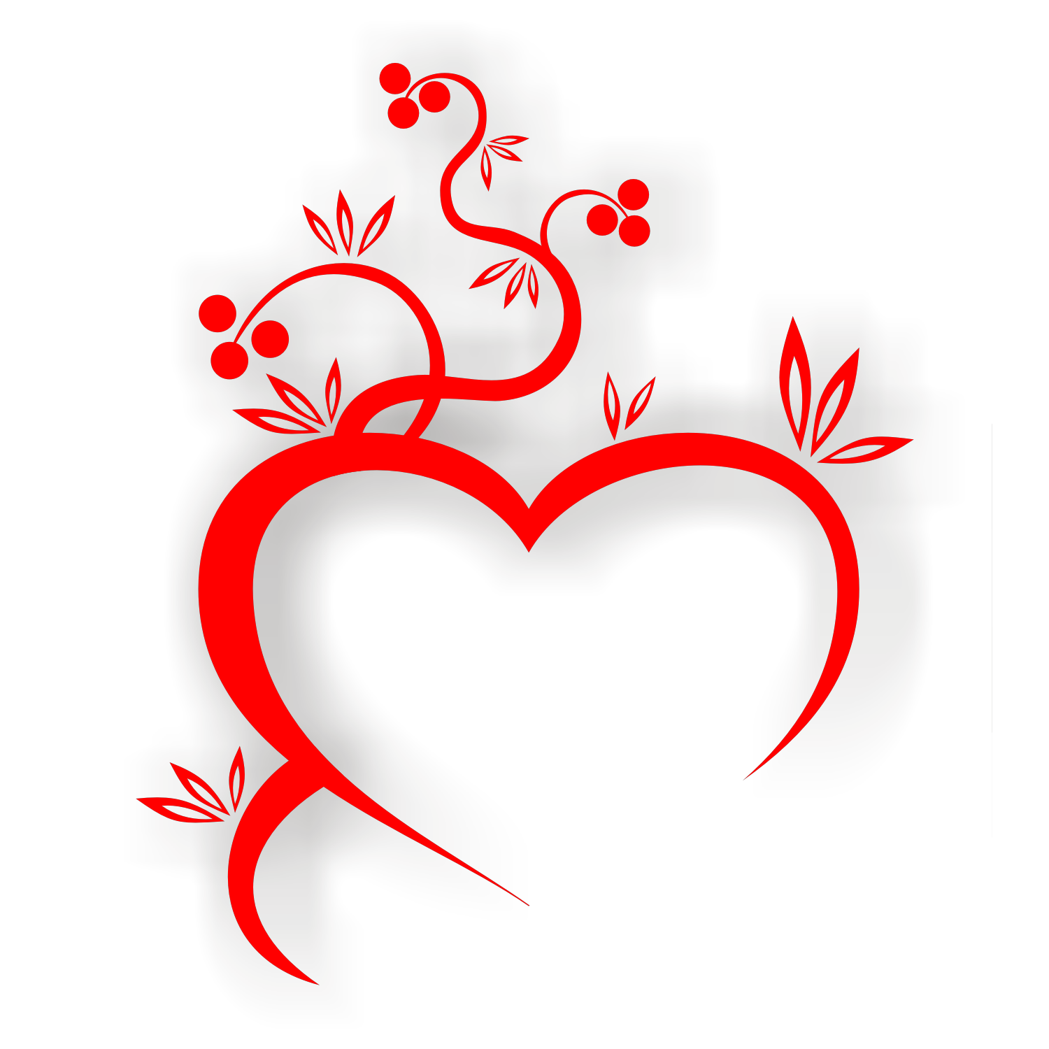 Heart Vector Png Clipart Best Cliparts Co Gingers