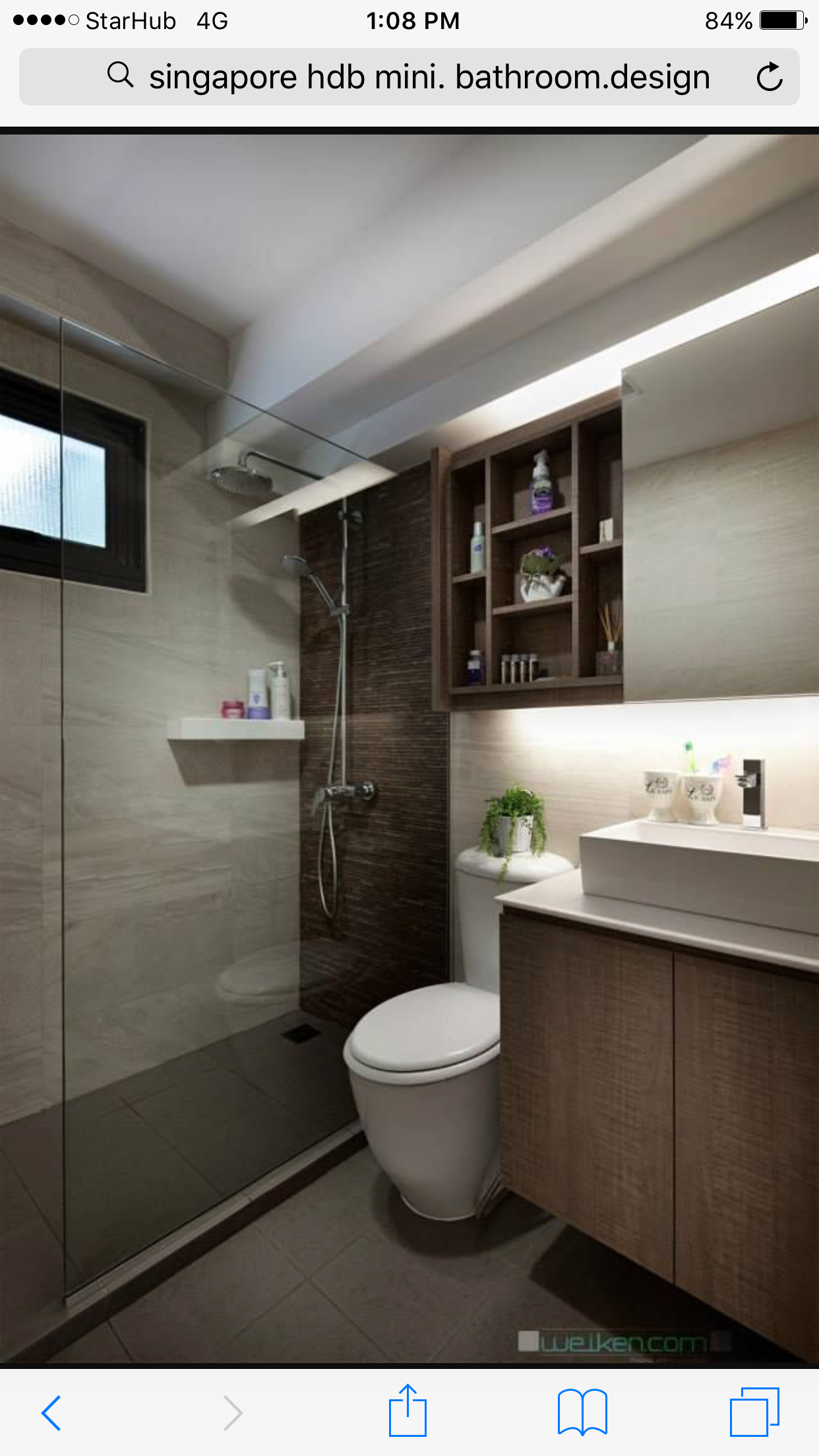 Pin by Carin Kong on Shower room   Toilet design modern ...