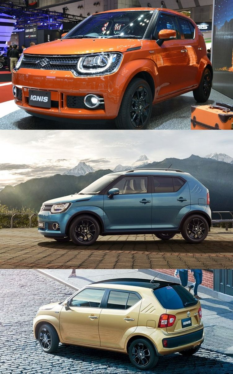 maruti suzuki ignis india launch delayed coming early. Black Bedroom Furniture Sets. Home Design Ideas