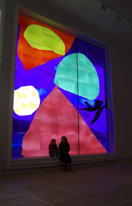 Patrick Heron Window St Ives Tate