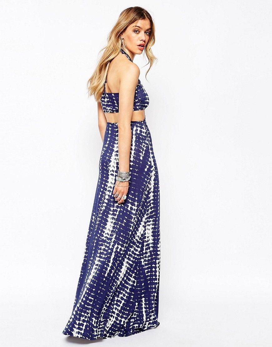 Sexy Tie Dye Dresses