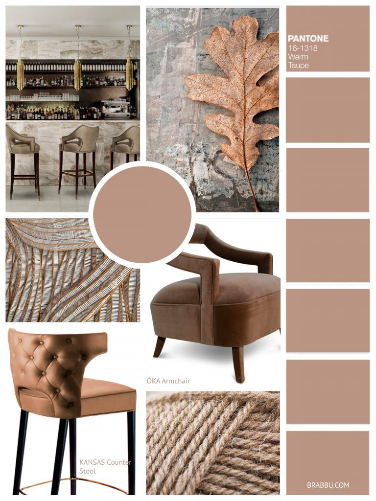Warm Taupe 9 Amazing Mood Boards To Inspire Your Next