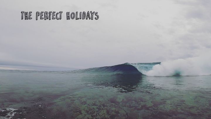 The perfect holidays!STEP INTO OUR BAREFOOT LUXURY WORLD!For your Romantic Surf Trips, The perfect