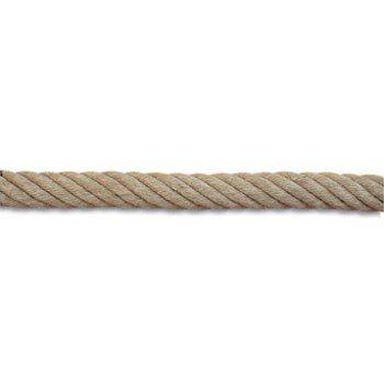 Corde De Rampe Et Accessoires En Chanvre Diam 32 Mm Leroy