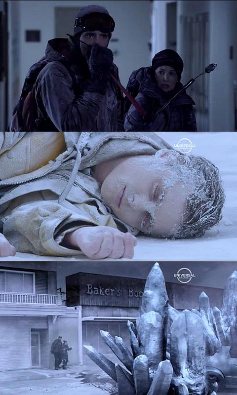 Christmas Icetastrophe.Film Christmas Icetastrophe Genre Catastrophes