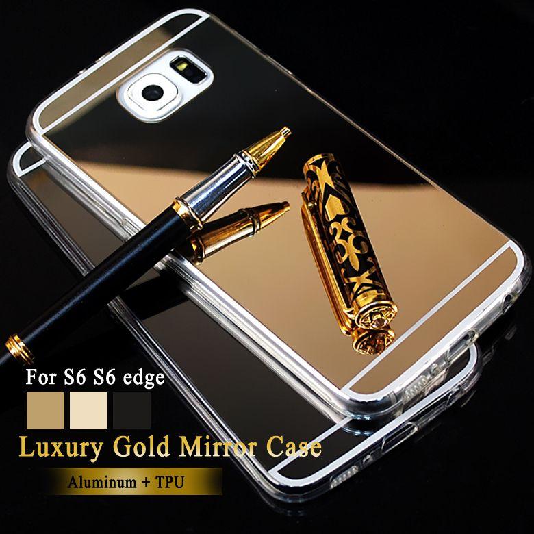 samsung galaxy s7 edge case mirror