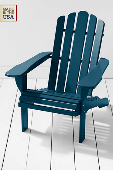 Lands End Adirondack Chair Made In The Usa